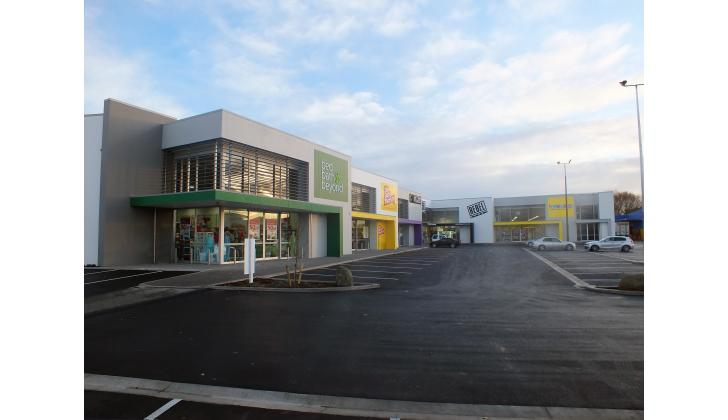 2 Hornby Retail Close